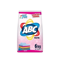 - ABC MATİK 6000 GR COLOR