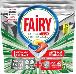 - FAIRY PLATINUM PLUS 13 LÜ
