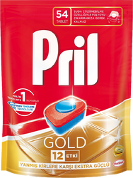 - PRİL TABLET 54 LI GOLD